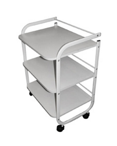 Basic Trolley 2 Three Shelves