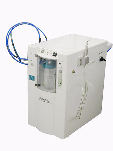 Oxygen Machine With Microdermabrasion and Infusion