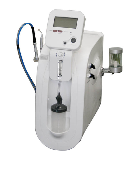 Oxygen Microdermabrasion With Infusion