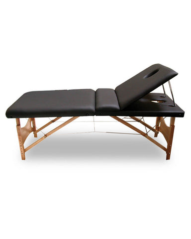 Adjustable Massage Bed with Recliner