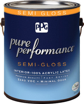Semi-lustre Pure Performace