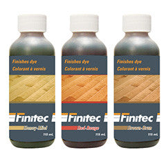 Finitec Colorants à vernis