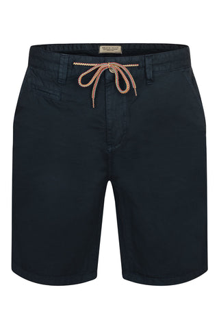 Navy Chino Summer Shorts
