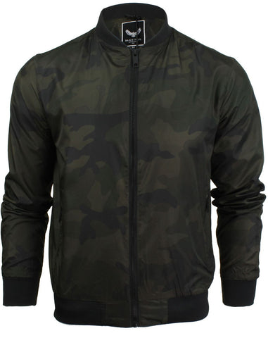 Camo Brooklyn Jacket
