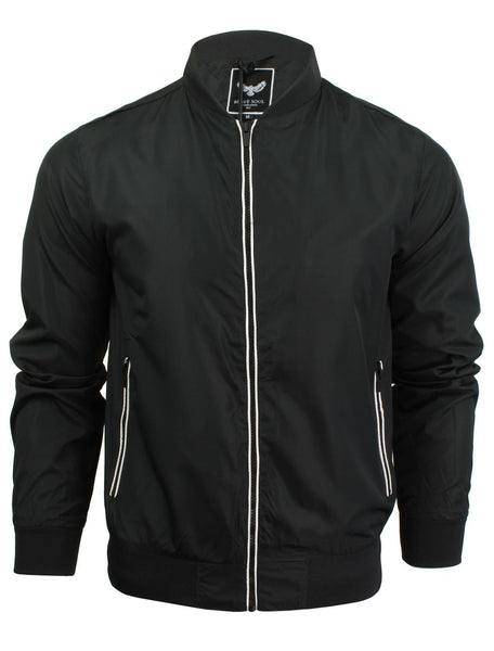 Black Brooklyn Jacket