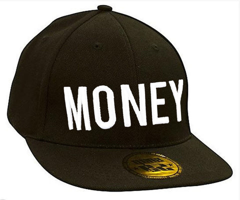 Black Money Snapback