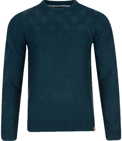 Teal Knitted Jumper