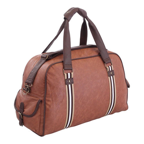 Tanned Weekend Holdall Bag