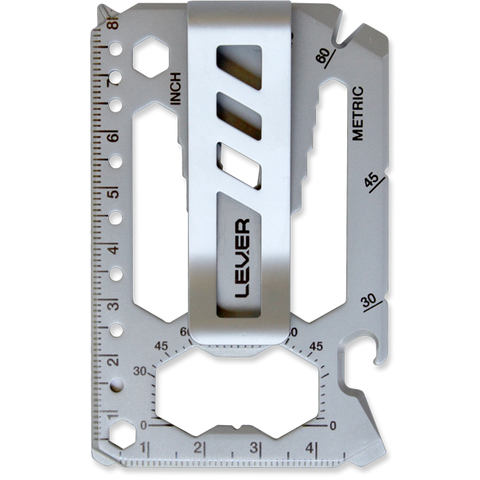 Toolcard Pro with Clip