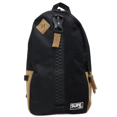 SUPE Design | Day Bag Black - Man Cave - 1