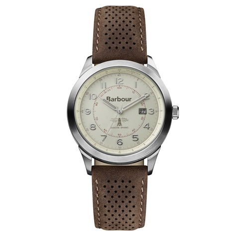 Barbour - Walker Men's Wrist Watch - Man Cave