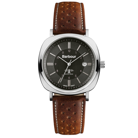 Barbour - Beacon Men's Wrist Watch - Man Cave