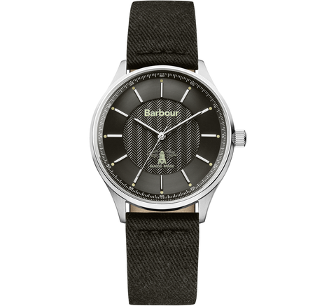 Barbour - Glysdale Men's Wrist Watch - Man Cave