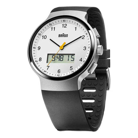 Braun | Analog Digital Wrist Watch | BN-159WHBKG - Man Cave - 1