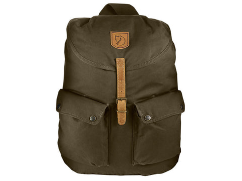 Fjallraven Greenland | Backpack | Dark Olive - Man Cave