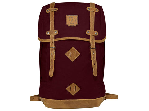 Fjallraven | Rucksack No.21 Large | Dark Garnet - Man Cave