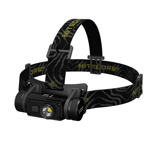 NITECORE  HC60W Rechargeable Headlamp w/Neutral White, 1000 lm,1x18650 - Man Cave - 1