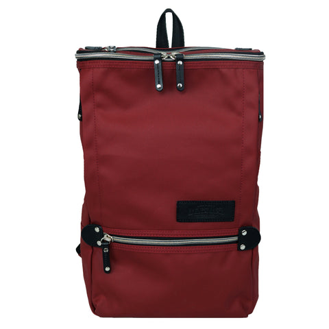Harvest Label | Urban Day Pack | Red - Man Cave - 1