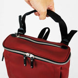 Harvest Label | Urban Day Pack | Red - Man Cave - 9