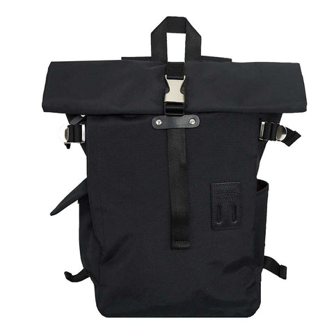 Harvest Label | Rolltop Backpack 2.0 | Black - Man Cave
