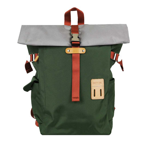 Harvest Label | Rolltop Backpack 2.0 | Olive - Man Cave