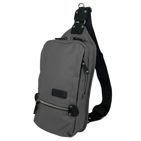 Harvest Label | Urban Sling Pack |  Grey - Man Cave