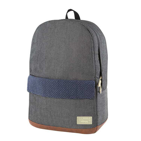 HEX | Stinson Echo Backpack | Denim/Dot - Man Cave - 1