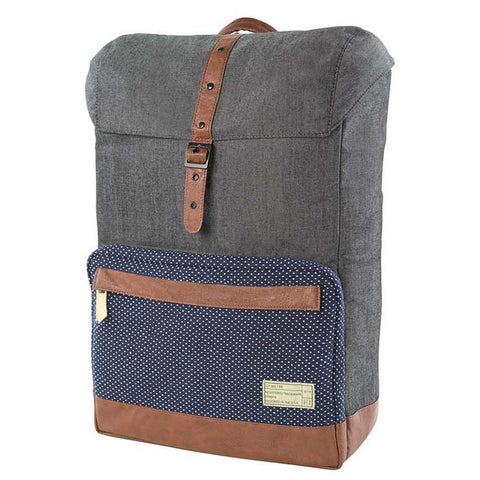 HEX | Stinson Coast Backpack | Denim/Dot - Man Cave - 1