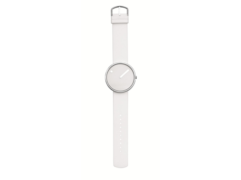 Picto Analog Watch | White 45mm | RD-43376 - Man Cave - 1