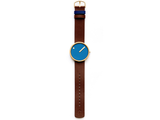 Picto |  Analog Watch Blue Dial 40mm | RD-43376W - Man Cave - 1
