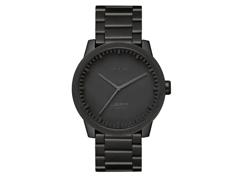 LEFF | amsterdam Tube Watch S42 | Black - Man Cave - 1