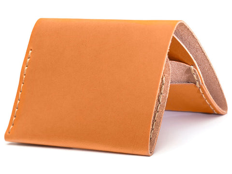 Bison | No.4 Wallet | Golden Tan - Man Cave - 1