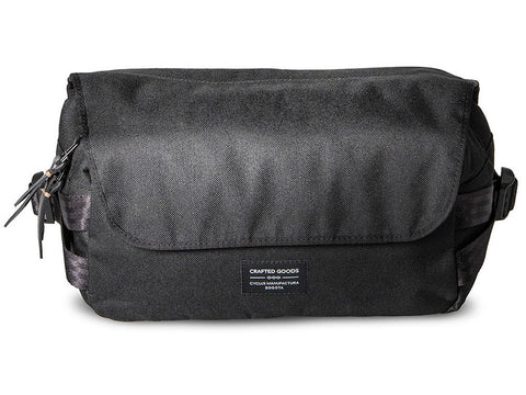 CG Chiquita Black Waist Bag - Man Cave - 1