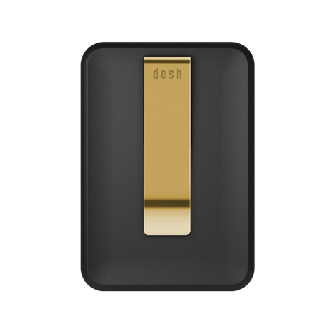 Dosh | GOLD Blade Gold Coal | Gold + Black - Man Cave - 1