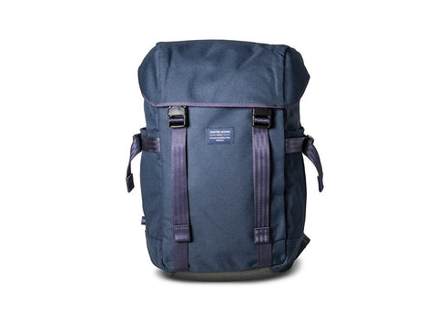Crafted Goods | Kaminito Navy | Backpack - Man Cave - 1