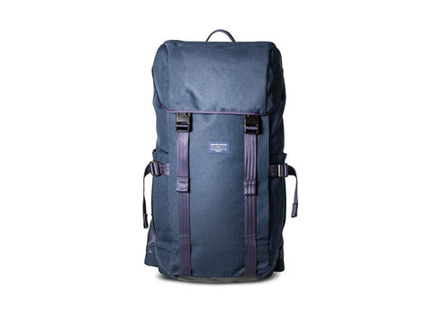 Crafted Goods | Kamino Navy | Backpack - Man Cave - 1