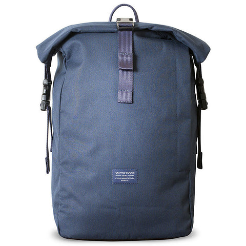 Crafted Goods | Toderito Navy | Duffle Bag - Man Cave - 1