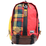 SUPE Design | Mountain Bag Red | Backpack - Man Cave - 1