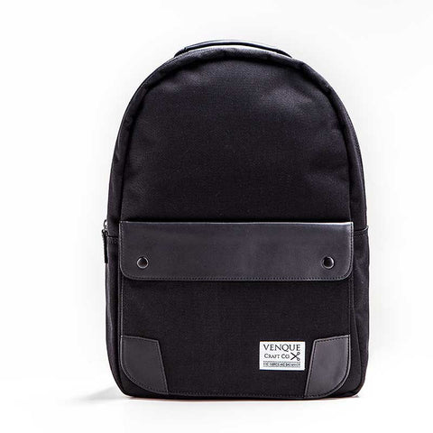 Venque | Classic Black Edition BE | Backpack - Man Cave - 1