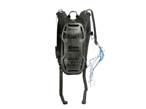 Geigerrig | Tactical Guardian Hydration System, 70 oz., | Black - Man Cave - 1