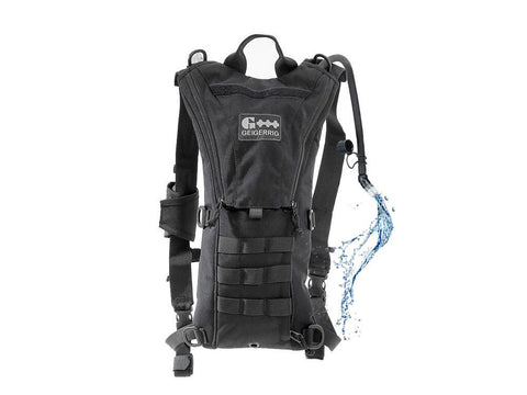 Geigerrig | Tactical Rigger Hydration System, 70 oz., | Black - Man Cave - 1