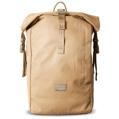 Crafted Goods | Toderito Tan | Duffle Bag - Man Cave - 1