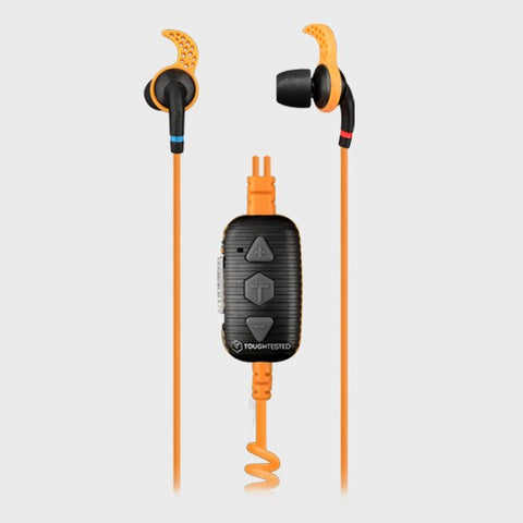 ToughTested TT-HF-MAR Marine Noise-Isolating Earbuds with Microphone - Man Cave - 1