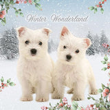 Christmas Cards - Yuletide Pups