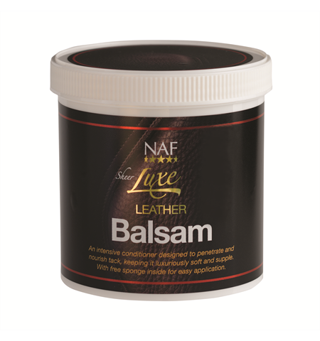 NAF Sheer Luxe Leather Balsalm