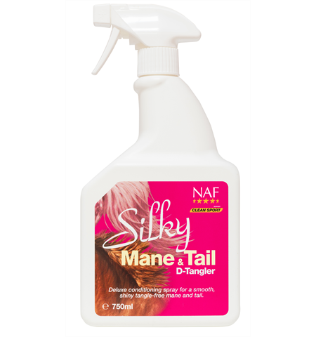 NAF Silky Mane and Tail