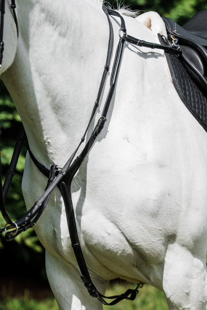 Cavallino Martingale Breastplate