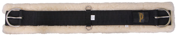 CAVALLINO COMFI-TECH NATURAL WESTERN BUCKLE GIRTH