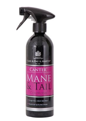 Carr Day and Martin Canter Mane and Tail Spray