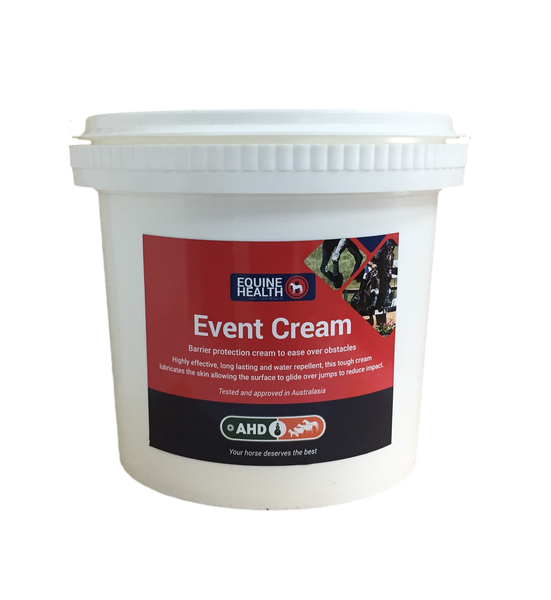 New Equine Health Event Cream